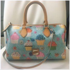 DOONEY & BOURKE Cupcake Classic Satchel Handbag